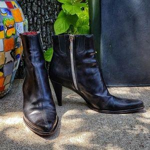 Donald J. Pliner Ankle Boots